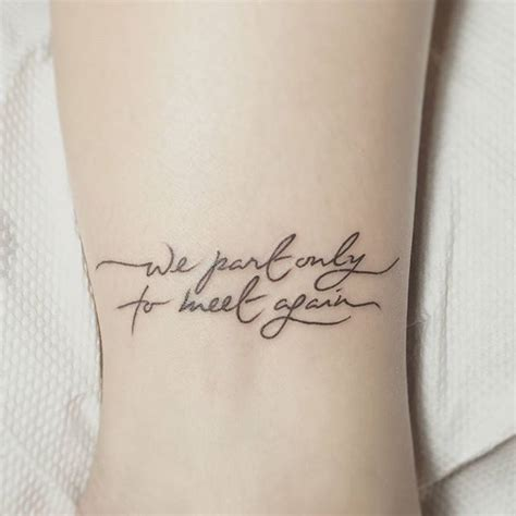 small love quotes for tattoos these 69 small quote tattoos will help you follow big dreams