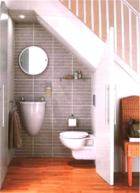 under stairs bathroom ideas for space under stairs