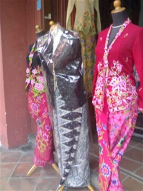 Baju Murah Tania White Dress kebaya nyonya pencinta merah lover