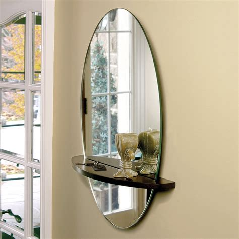 aura home design gallery mirror nexxt design reflect oval wall mirror atg stores dma