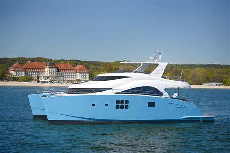 catamaran manufacturer south africa luxus katamarane sunreef yachten drivers club germany
