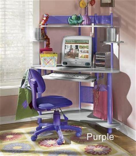 Pink Corner Computer Desk 17 Best Images About Cheyennes Big Room On Pinterest Zebra Curtains Storage End Tables