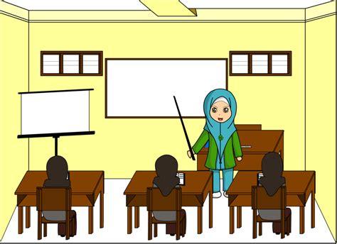 animasi kartu hari guru guru pendidik atau profesi pemuda bangkit islam berjaya