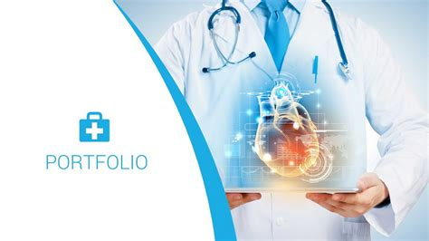 Medical Powerpoint Template By Pptx Graphicriver Health Powerpoint Templates