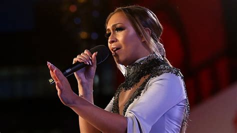 rebecca ferguson does she sing rebecca ferguson pulls out of singing at donald trump s
