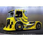 Volkswagen Participates In Formula Truck Races  South