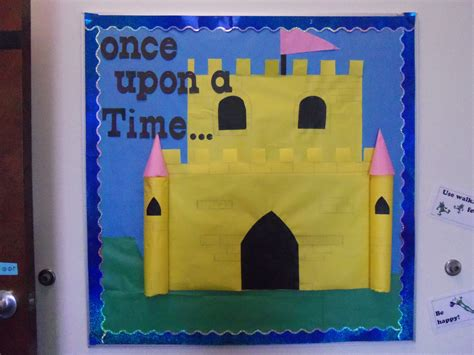themes for story telling competition fairy tale castle bulletin board bulletin board and
