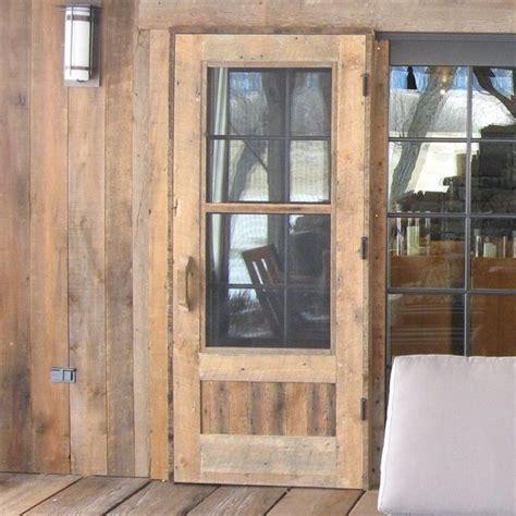 pallet wood screen doors love  wood screen door