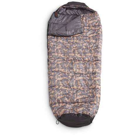 Sleeping Bag Mummy guide gear digi camo mummy sleeping bag 20 degrees