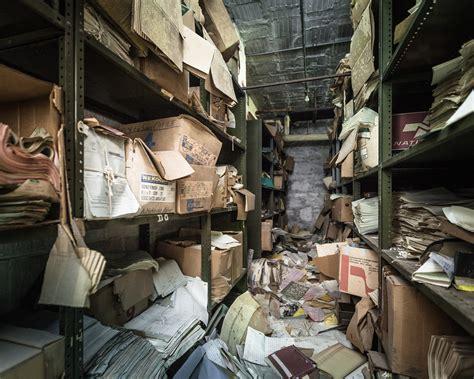 file room essex county hospital abandonednyc