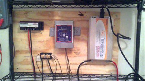 diy home electrical diy home solar power part 1