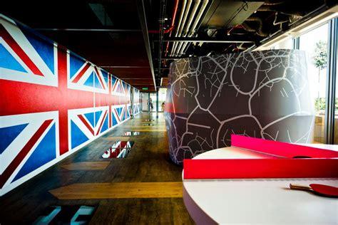Google Design London | inside the quirky google london office idesignarch