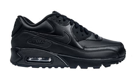 Nike Airmax90 For nike air max 90 leather black heavenly nightlife