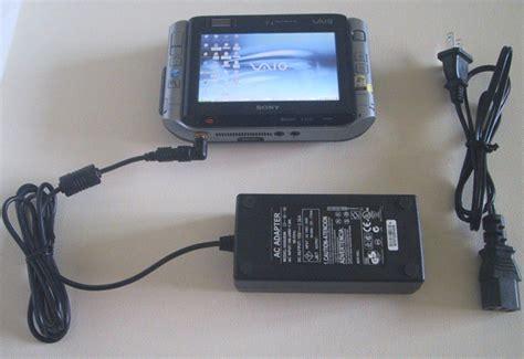 Adaptor Sony Vaio Vgp Ac16v7 16v 22a 2 Pin ac adapter for sony vaio vgp ac16v7 16v 3 75a 60w for vgn ux180p vgn ux280p vgn ux007 vgn ux380n