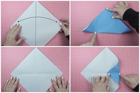 Origami Paper Wallet - diy origami wallet