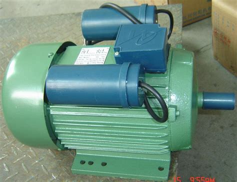 single phase ac motor with capacitor china single phase dual capacitor electric motors yl100 4 china motor electromotor