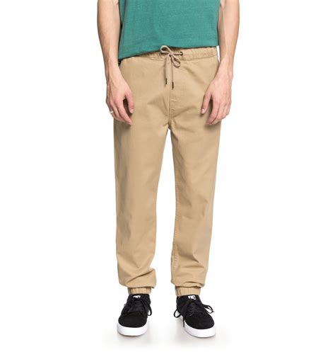 Dc Joger Chino 27 28 29 30 31 32 s blamedale chino joggers 191282145357 dc shoes