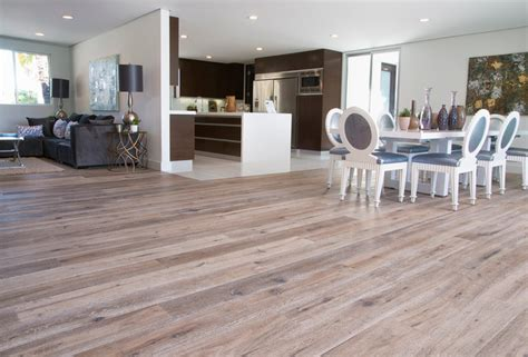 open plan flooring open floor plan with deep smoked oak flooring in woodland
