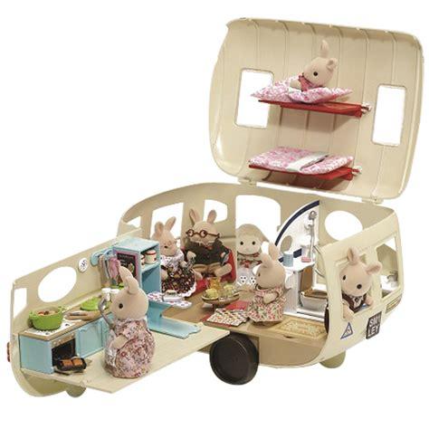 sylvanian families caravan toys quot quot babies quot quot