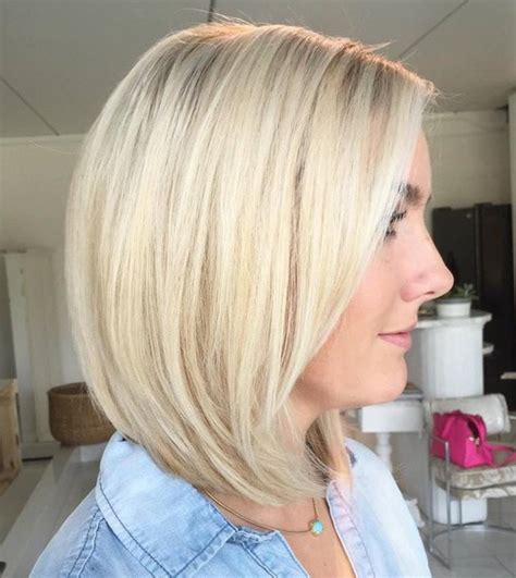 collar length hairstyles for mature women bangs for older women with collar bone length haircuts