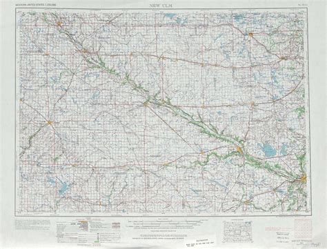 new ulm texas map new ulm topographic maps mn usgs topo 44094a1 at 1 250 000 scale