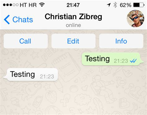 tutorial whatsapp discover whatsapp now indicates if your message has been read