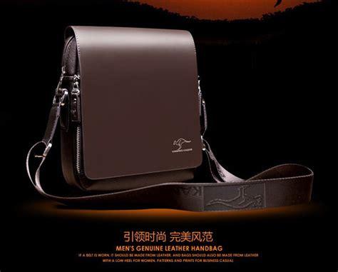 Dompet Clutch Gucci 817 kangaroo kingdom tas selempang pria brown jakartanotebook