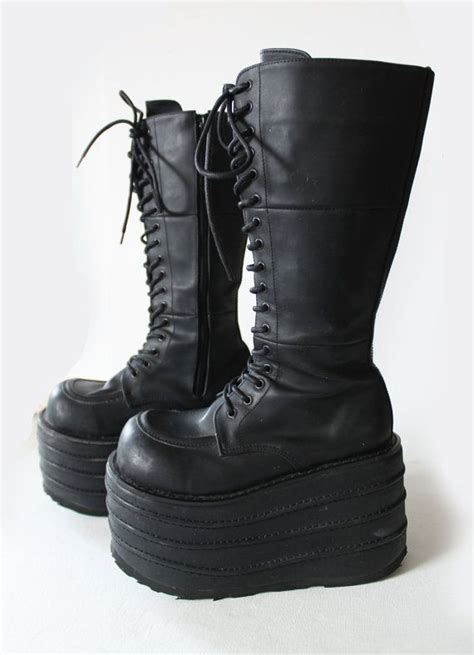 1000  images about Vintage 90's Footwear on Pinterest