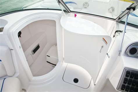 pontoon boat bathroom 2014 hurricane boats summer blowout sale the hull truth
