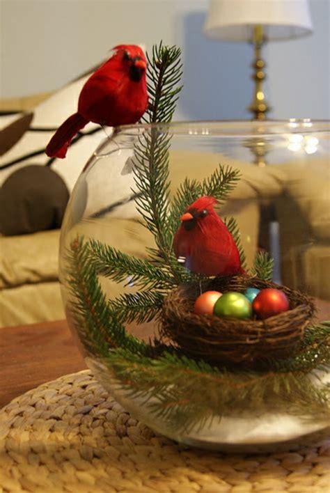 ideen neue weihnachtsgestecke selber machen