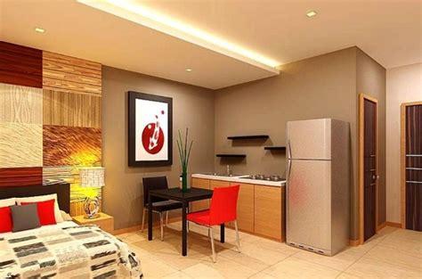 Studio Type House Interior Design by Interior Design For A Studio Type Condo Studio Design Gallery Best Design