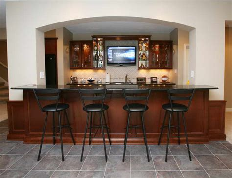 Basement Bar Ideas For Small Spaces Bloombety Bar Designs With Floor Tiles Bar Designs For Small Space