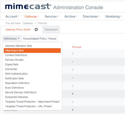 basic mimecast guide activereach