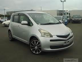 Toyota Ractis Used Toyota Ractis 2007 For Sale Stock Tradecarview