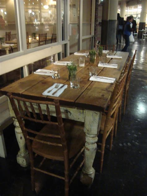 Green Table Chelsea Market by A Day In Office 10 Handpicked Ideas To Discover In