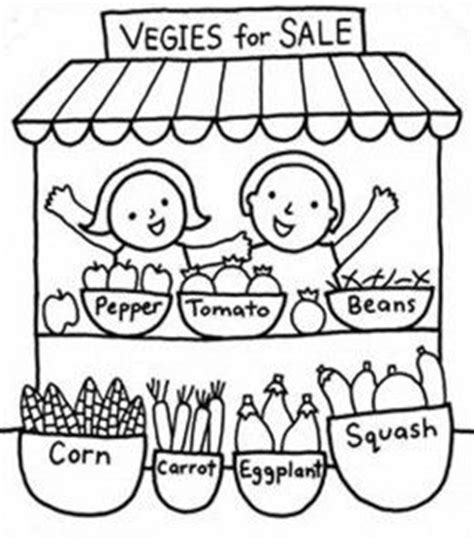 preschool coloring pages grocery store coloring pages pictures to print and coloring on pinterest