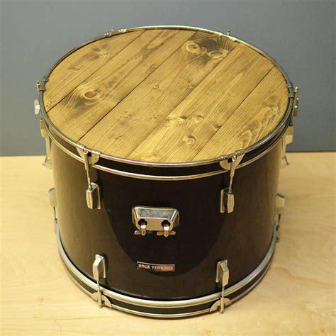 Black Bass Coffee Table Bass Drum Coffee Table