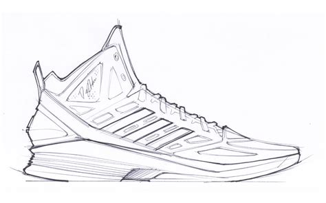 sketch work adidas d howard light sole collector