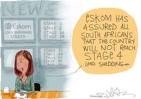 Eskom Co Za Load Shedding by Eskom S Stages Zanews