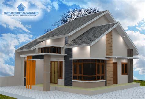 tren desain rumah minimalis sederhana sangat diminati rumah minimalis