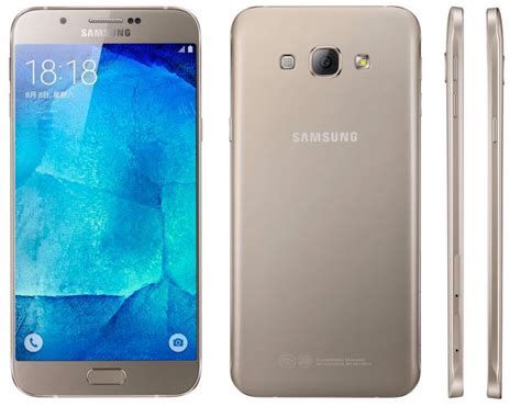 Samsung A8 ultra slim samsung galaxy a8 goes official android nigeria