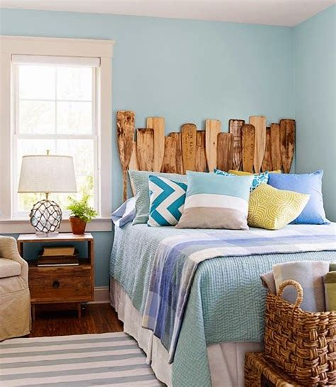 nautical oar headboard home pinterest an eye head
