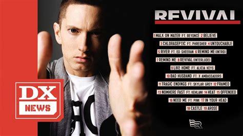 eminem revival tracklist download lagu eminem revival official tracklist mp3 girls