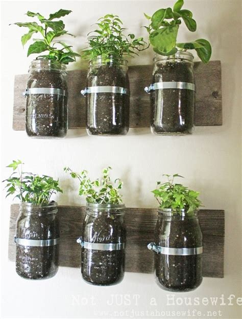 wall herb planter vertical herb garden nifty homestead