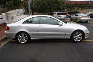 2008 Mercedes Clk 2008 Mercedes Clk350 Coupe Diminished Value Car