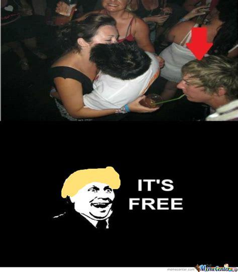 It S Free Meme - it s free by recyclebin meme center