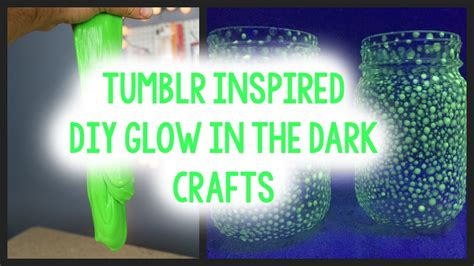 how to make glow in the paint diy glow in the crafts