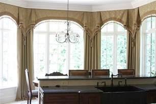 Drapery Designs For Bay Windows Ideas Bay Window Curtain Treatment Ideas A Creative