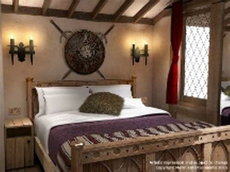 knights bedrooms warwick castle unveils 28 woodland lodges in brand new