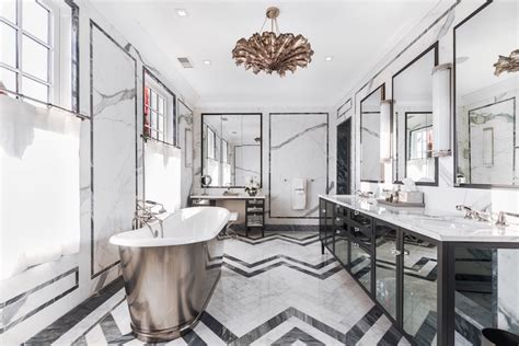 Mirror For Bathroom Ideas by 10 Sumptuous Marble Luxury Bathrooms That Will Fascinate You